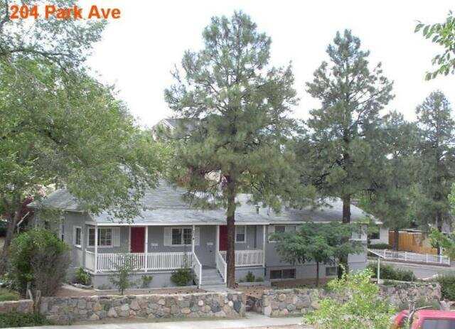 Prescott Arizona Historic Duplex